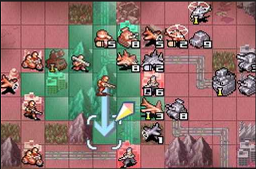 sentarou_Advance Wars Dark Conflict